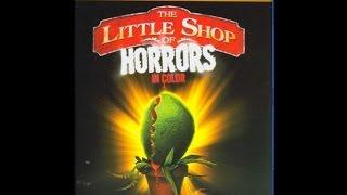 Маленький магазинчик ужасов / The Little Shop of Horrors - комедийный фильм ужасов