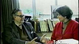 Hans J. Eysenck, Ph.D. Lifetalk with Roberta Russell on Psychoanalysis