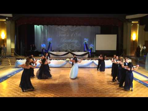"Tori Sardillo's Cotillion ""Harry Potter"" Waltz"
