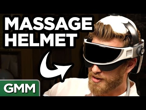 Testing Weird Massage Products