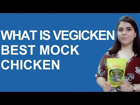 What is Vegicken - Best Mock Chicken