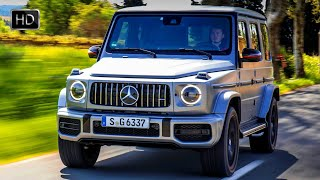 2019 Mercedes-AMG G63 Edition 1 SUV Design Overview & Driving Footage HD