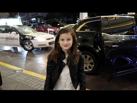 First Ride in A Limo (WK 319.4) | Bratayley