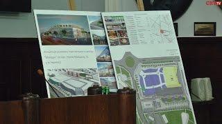 На проспекті Незалежності планують збудувати мультифункціональний комплекс із 4-поверховим паркінгом