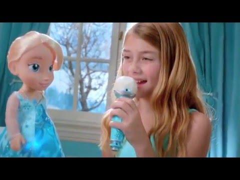 Giochi Preziosi - Frozen Elsa Karaoke