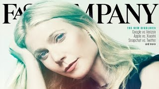 Gwyneth Paltrow  Defends Vaginal Steaming and 'Conscious Uncoupling'  in New Interview