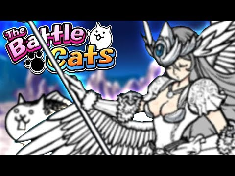 HOLY VALKYRIE CAT IS BAE | The Battle Cats (Part 50) | Update 6.4, ITF Moon Ch2