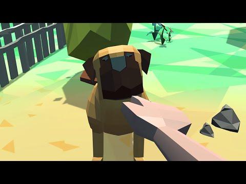 IHATEPINK mangaie caini | Dog Petting Simulator
