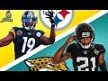 Pittsburgh Steelers vs Jacksonville Jaguars Preview   Week 11