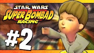 Dead Ends || Star Wars: Super Bombad Racing - #2