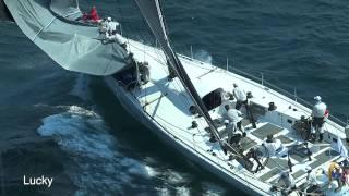 Transatlantic Race 2015, Start 2