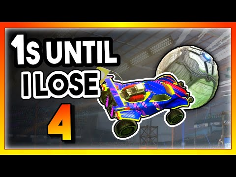 Perfect Redirect | 1's Until I Lose Ep. 4 | Rocket League thumbnail