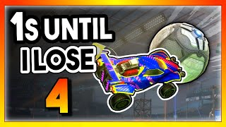 Perfect Redirect | 1's Until I Lose Ep. 4 | Rocket League