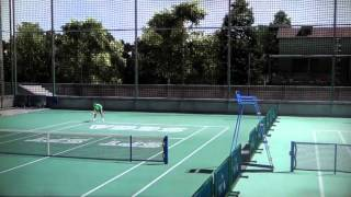15 min z Virtua Tennis 2009 - PS3 Gameplay by maxim
