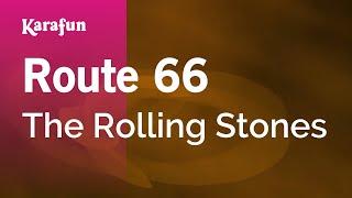 Karaoke Route 66 - The Rolling Stones *