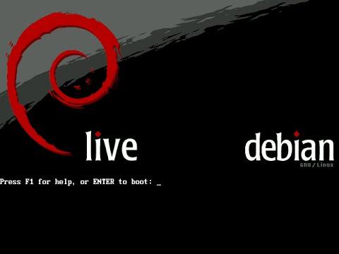 Tuto pxe boot linux live cd avec dnsmasq