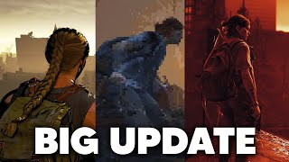 THE LAST OF US PART 2 - BIG UPDATE (1.04) Grounded Difficulty & Permadeath (Much More)