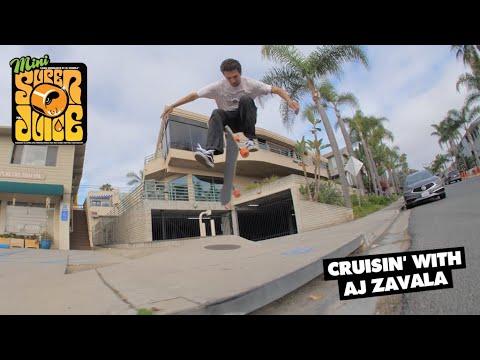 OJ Wheels | Cruisin' AJ Zavala