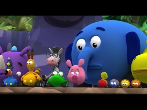 Смотреть мультфильм онлайн бесплатно перекресток в джунглях