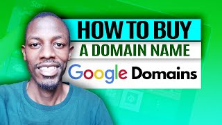 How To Purchase a Domain Name with Google Domains - Getting Your Business Online Course