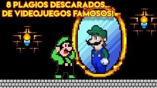 8 Plagios Descarados de Videojuegos Famosos - Pepe el Mago