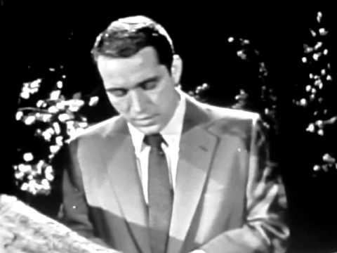 Perry Como Live - Because - 1956