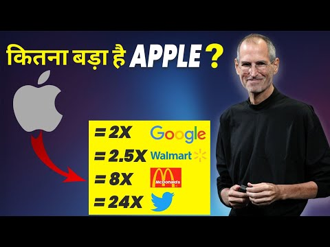 How big is Apple and what all can it buy? (HINDI)