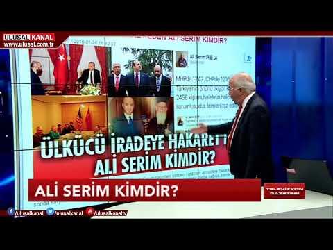 Televizyon Gazetesi- 24 Mayıs 2018- Halil Nebiler- Ulusal Kanal