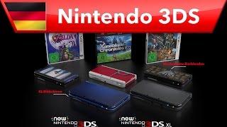 New Nintendo 3DS - Übersichtstrailer (Nintendo 3DS)
