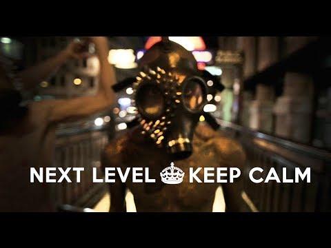 "NextLevel Squad ""Keep Calm"" | YAK FILMS x KRADDY MUSIC | London Flexing Gas Mask"