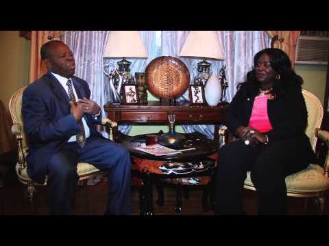 JAMBO TV - Interview with Pierre WAFO and Clarisse Fall