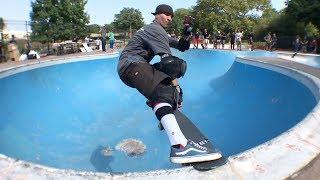 NYC Pool Series – Owl's Head Skatepark (2018)