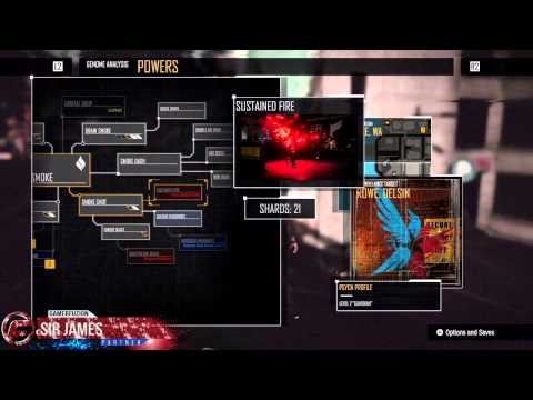 inFAMOUS Second Son How to Upgrade Your Powers