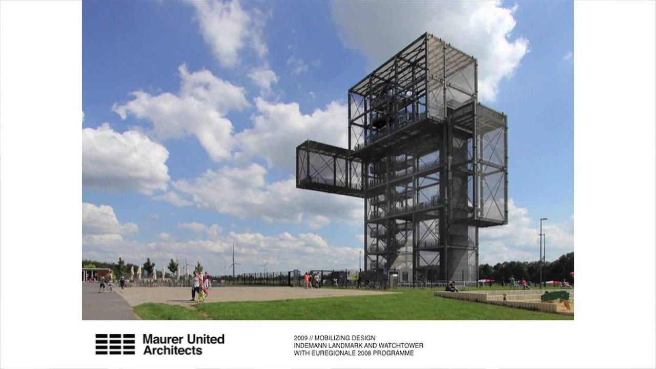 Marc maurer architecte et designer maurer united maastricht nl youtube - Architecte et designer ...
