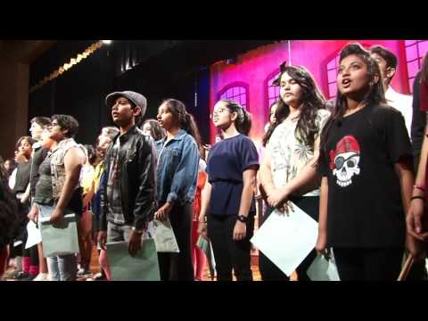 Fame - Secondary Musical 2016
