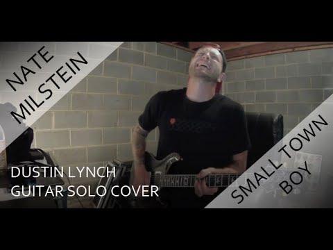 Dustin Lynch - Small Town Boy (Guitar Solo Cover)