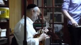 Andy Statman Trio - P1010164  12-3-15 Charles Street Synagogue, NYC