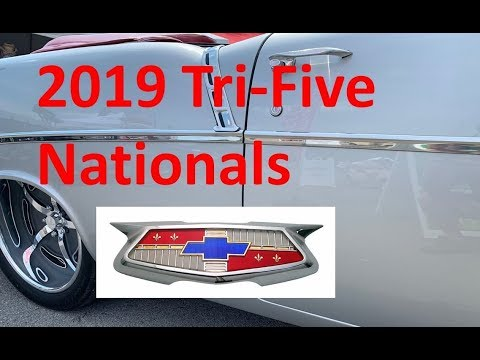 2019 Tri Five Nationals Bowling Green KY