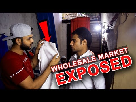 Cheapest Wholesale market | Cheapest Factory Tour of Wholesale market | Mumbai |