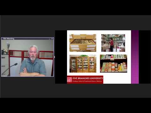 Traditional Chinese Medicine Webinar: Herbal Medicine