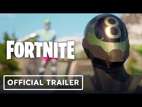 Fortnite - Official Nvidia GeForce RTX Reveal Trailer