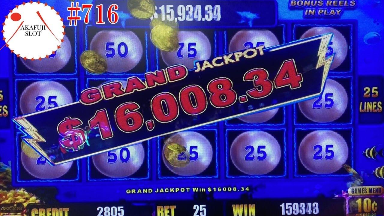 Seven Seas Jackpots Slot Machine