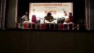 Prasanna plays Sindhu bhairavi raga clip 1