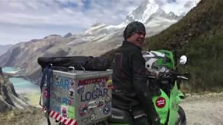 La impresionante Cordillera Blanca / Perú