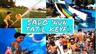 Eğlenceli Tatil Vlog Sado