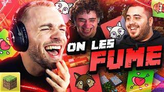 ON LES FUME ! 🤡 (Minecraft Loup-Garou)