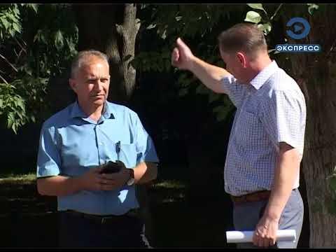 В Кузнецке работы по благоустройству дворов идут в соответствии с планом