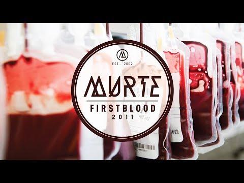 DJ MURTE - FIRSTBLOOD - Mr. COCOMAN - DEADLY HUNTA DNB 2011 (OFFICIAL)