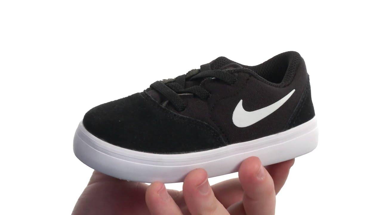 big sale d1ffe 8170f Nike SB Kids Check (Infant/Toddler) SKU:8467556 - YouTube