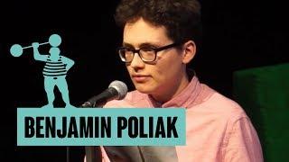 Benjamin Poliak – Brief an meine Freundin
